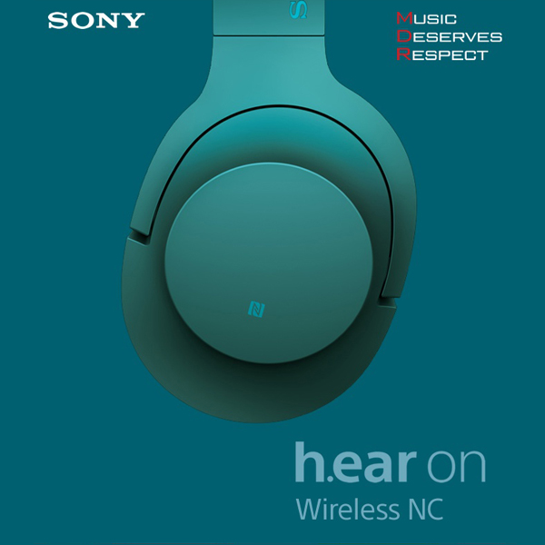 [소니]h.ear On Wireless NC MDR-100ABN