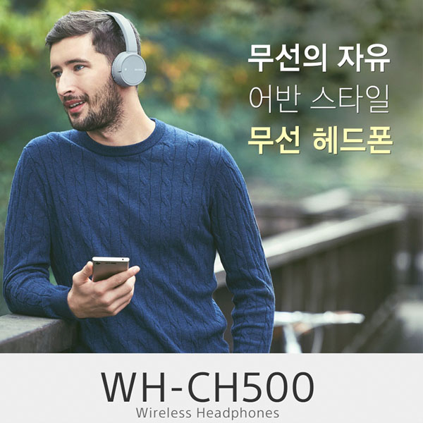 [SONY] WH-CH500