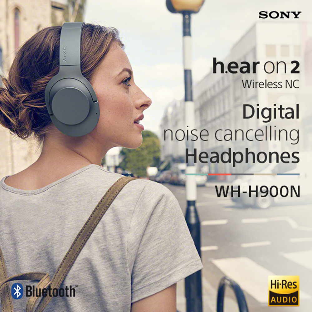 [SONY] WH-H900N